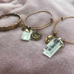 Jewelry - Alex and Ani bracelets